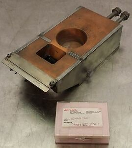 Boc Edwards Temescal Electron Beam Source With Spares Kit Thin Film Deposition