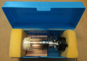 Perkin Elmer 303 6074 Intensitron Lamp Hollow Cathode Tube Atomic Absorption