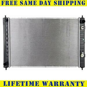 Radiator For 2008 2017 Nissan Murano Quest V6 3 5l Fast Free Shipping