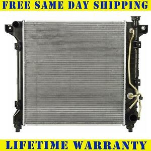 Radiator For 1997 1999 Dodge Dakota V6 3 9l V8 5 2l Free Shipping Great Quality