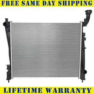 Radiator For 2011 2017 Jeep Grand Cherokee Dodge Durango 3 6l 5 7l Free Shipping