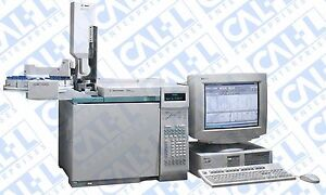 Agilent Gc msd 6890n 5873n Fully Refurbished