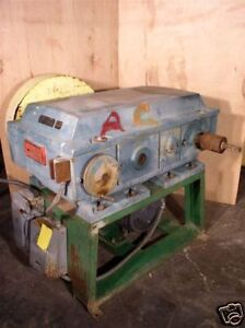 20 HP REEVES Variable Speed Drive; 1170 - 195  RPM out