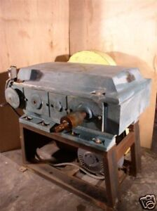 20 Hp Reeves Variable Speed Drive 1 170 195 Rpm Out
