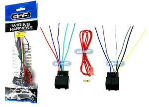 70 2105 Aftermarket Wiring Harness Stereo Adapter For Chevy Impala Gm Pontiac