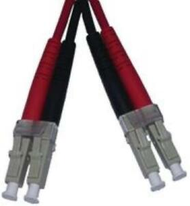 83k3717 Multicomp formerly From Spc spc19982 fiber Optic Jumper Cable Lc Lc