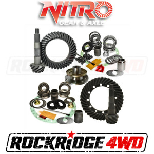 Nitro Gear Package Toyota Landcruiser 70 80 91 97 Series Without E locker 5 29