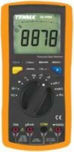 02j5544 Tenma 72 7755 Multimeter Digital Handheld 3 3 4 Digit