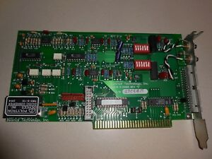 Balance Technology Control Card D 34060 Rev G Used c48