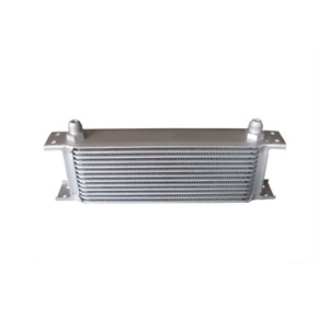 Cxracing Universal 13 Row 6an Transmission Engine Oil Cooler Hi Performance