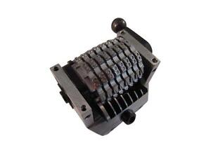 Numbering Machine 8 Digit Convex Backward For Heidelberg Gto52 Gto46 Qm46 Offset