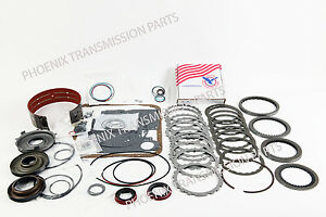 4l60e Rebuild Kit 1997 2003 Alto Powerpack Frictions Red Eagle Band Pistons