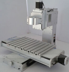 3 Axis Column Type Engraving Machine Supporting Frame Unit Cnc 3040 Router Table