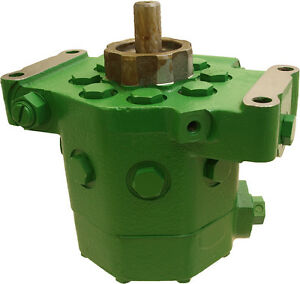 Ar103033 Hydraulic Pump For John Deere 1020 1520 2030 2040 2440 2450 Tractors
