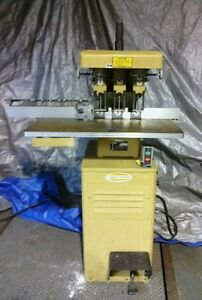 Challenge 3 Spindle Paper Drill Punch Eh 3a