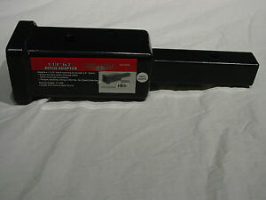 1 1 4 To 2 Trailer Ball Receiver Class Ii Adapter Hitch Towing Truck 65023 Hm