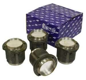 Empi A A Vw Air Cooled Cast Piston Cylinder Set 88mm X 69mm 1700cc Slip In