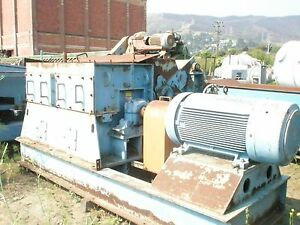 200 Hp Hammer Mill
