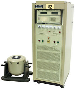 King Design Kd 9363em Vibration Analysis Shaker System