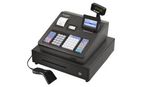 Sharp Xe a507 Electronic Cash Register With Barcode Scanner New