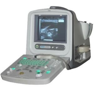 Best Deal Veterinary Ultrasound Chison 8300vet Good Quality Most Affordable