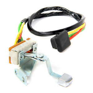 65 66 Ford Mustang Heater Blower Switch W Knob 3 Speeds