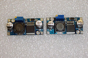 2 Pcs Xl6009 Dc dc Adjustable Step up Power Converter Module Replaces Lm2577