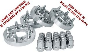 5x4 5 To 5x5 Or 5x114 3 To 5x127 Bolt Pattern Conversion 1 25 Wheel Adapters