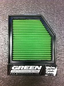 2013 2014 Dodge Dart Green Air Filter 7221 free Shipping