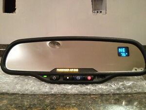 Gentex 261 Onstar Autodim Mirror With Compass Temp 03 06 Use 511 For 07 Up