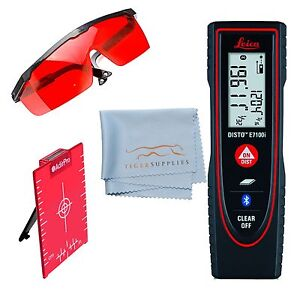 Leica Disto E7100i Laser Distance Meter With Bluetooth 4 0 812806 Accessory
