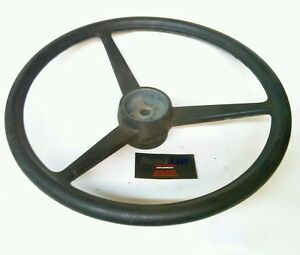 9010066 00 Yale Used Steering Wheel 901006600u 901006600 9010066