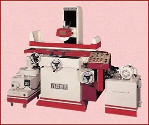 Acer Precision Surface Grinder Model Ags 1020ahd New With Standard Accessories