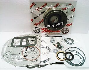 Rebuild Kit 2000 12 2009 With Clutches For Allison 1000 2000 2400 Transmission