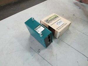 Ramsey Adjustable Frequency Ac Motor Speed Control Mod bn309 D c Trigger nib