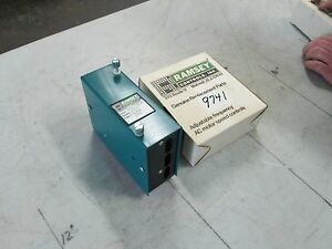 Ramsey Adjustable Frequency Ac Motor Speed Control Mod 2681 5 134 Ac dc nib