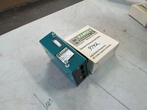 Ramsey Adjustable Frequency Ac Motor Speed Control Mod bn271 Ocp