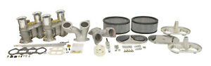 Vw Volkswagen Beetle Empi Dual 48epc Street Sleeper Dual Carb Kit 47 0630