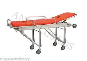 Emergency Medical Hospital Stretcher Ambulance Automatic Loading 191 mayday