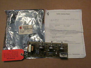 Refurbished Cutler Hammer 58 3560 Industrial Circuit Board Pcb Controller