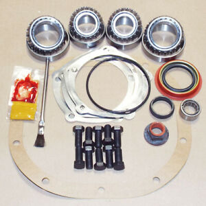 Master Install Kit Timken Use With Aftermarket Differentials Ford 8