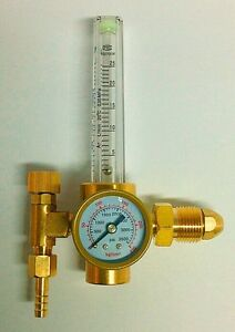 Argon Regulator Gas Flow Meter Pressure Regulators For Tig Welding Machines