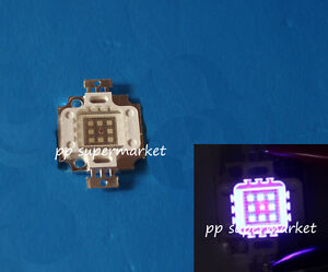 10pcs 10w Red 660nm Blue 450nm 1 8 High Power Led For Plant Grow Growth Lights
