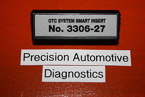 Otc 3306 27 Ford Ms Can Smart Insert Genisys Determinator Scanner Cable System