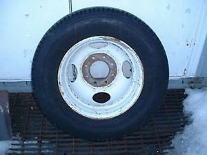 Tires 8 75 X R16 5 W Bud Wheels For Semi trucks