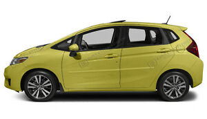 2015 Honda Fit Painted Body Side Molding Trim