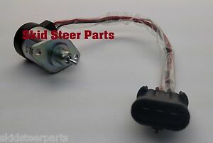 Bobcat Skid Steer Fuel Shut Off Solenoid Switch T320 T750 T770 T870 T300 A300