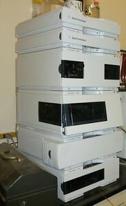 Agilent 1200 1260 Series Uhplc System Refurbished