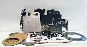 Aod Transmission Rebuild Kit 1980 1993 With Filter 2wd Raybestos Clutches Ford