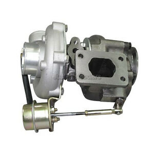 Universal T25 T28 Turbo Charger Turbocharger 14 Psi Wastegate V Band 0 42 A R